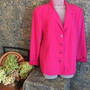 Safe Harbor Woman's Blazer/Jacket Size 18
